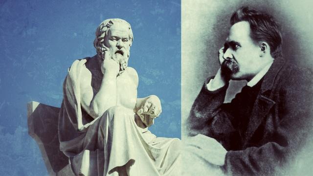 Socrate e Nietzsche