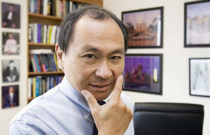 Dr. Francis Fukuyama Bernard L. Schwartz Professor of International Political Economy at the Paul H. Nitze School of Advanced International Studies at the The Johns Hopkins University in Washington D.C., October 8, 2008. REUTERS/Larry Downing (UNITED STATES)